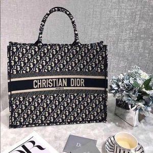 Dior Book Tote Bag $ 3 0 0